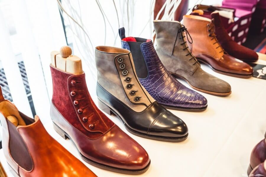 Maftei Button Boots Button Boots Guide Gentleman S
