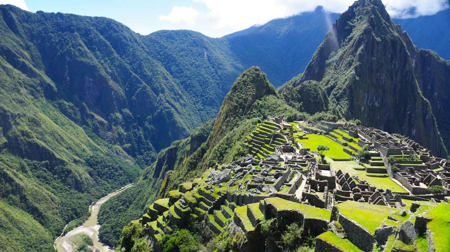 De 10 Vigtigste Ting At Vide Om Inkaerne Machu Picchu Verden