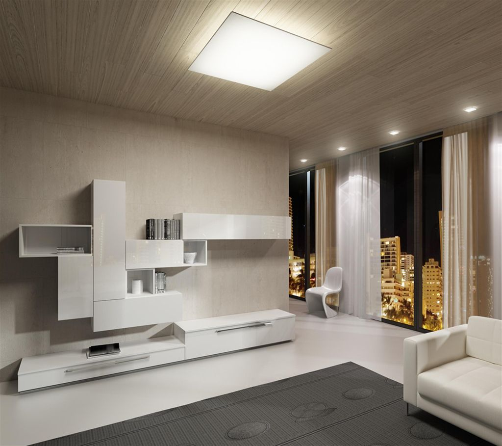 Colgantes iluminacion lamparas de bajo consumo lampara - Iluminacion salon moderno ...
