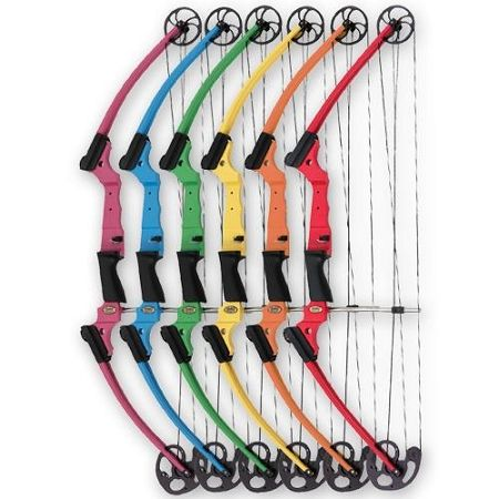 Genesis Bows  Excellent for beginners and young campers