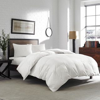 Shop for Eddie Bauer 600 Fill Power White Down Medium Warmth Comforter. Get free shipping at Overstock.com - Your Online Down Bedding Outlet Store! Get 5% in rewards with Club O!