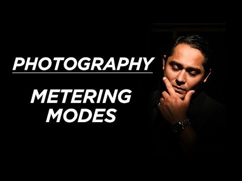 Learn Photography Tips & Tricks - Camera Metering Modes in Photography -...