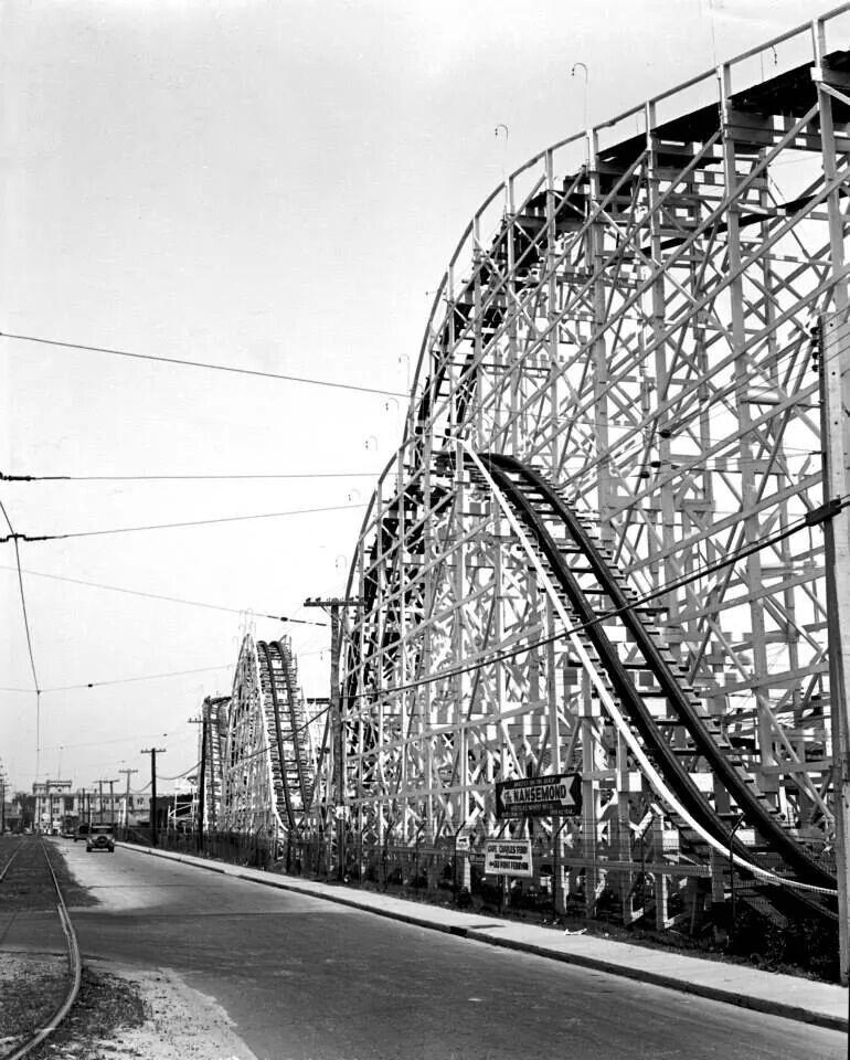 "May 22,1937 ""The Rocket"" @ Ocean View Amusement Park"