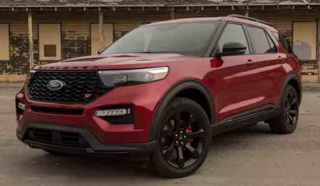 2021 Ford Explorer ST 4WD Review 2 Ford explorer, Buick