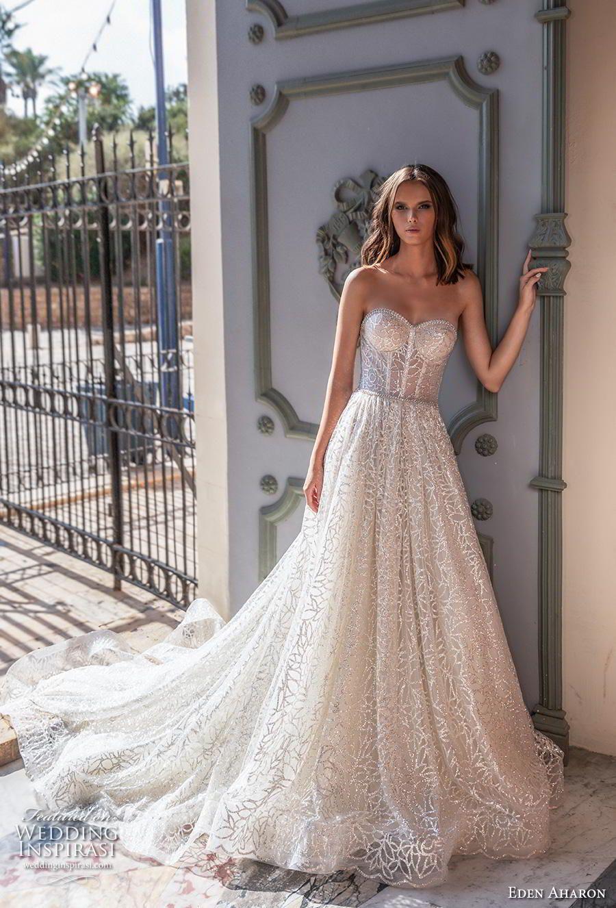 Design your own wedding dress cheap  Eden Aharon  Wedding Dresses u ucBroadwayud Bridal Collection in