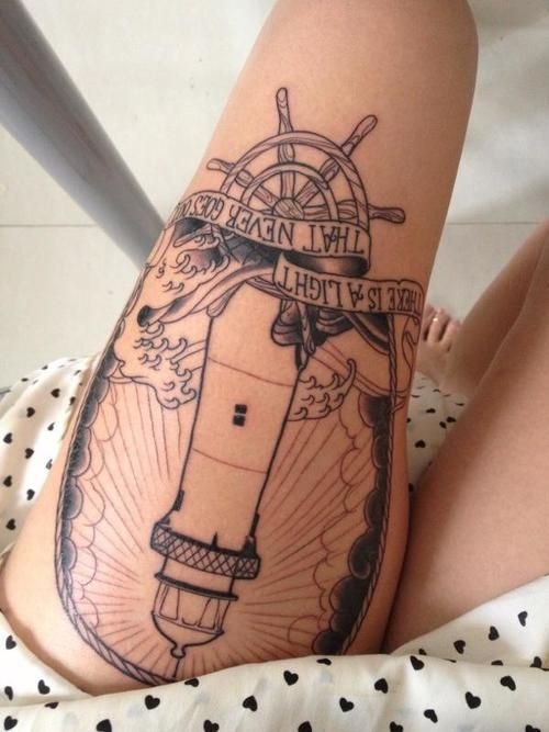 Awesome Cape Cod Tattoo Ideas Part - 8: (incorporate Cape Cod To Make It More Personal · Design TattoosTattoo  DesignsTattoo ...