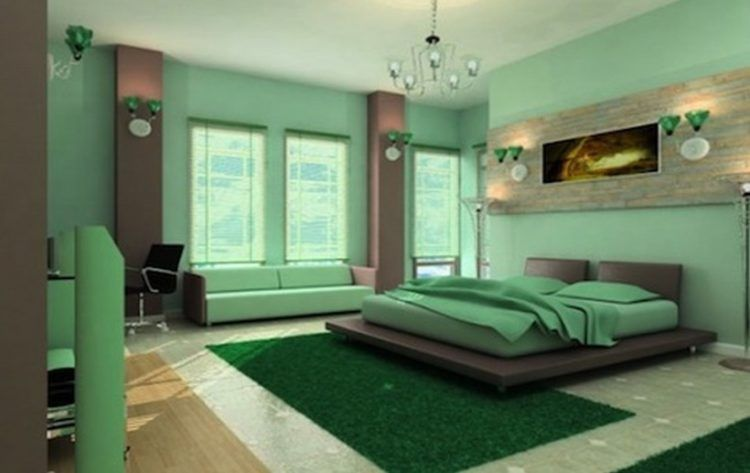 20 Awesome Minecraft Bedroom Ideas | Bedroom Ideas | Green ...
