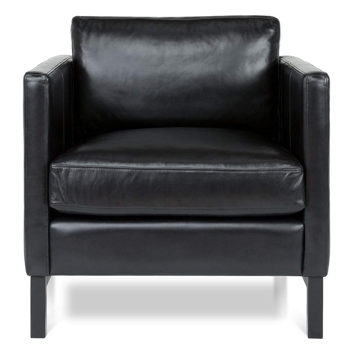 Charmant Atelier Leather Armchair
