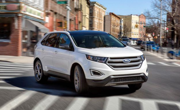 Ford Edge Colors Release Date Redesign Price The Ford Edge Is A Mid Size Crossover Suv That Up Right Up Until The Present Edition