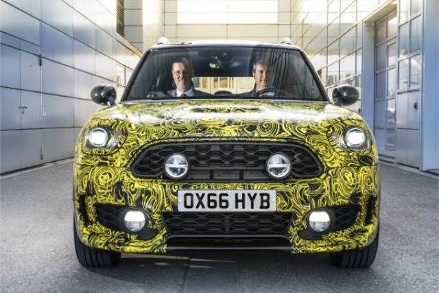 Elektro Mini Kommt 2019 Mini Cooper From R50 F56 Latest Mini