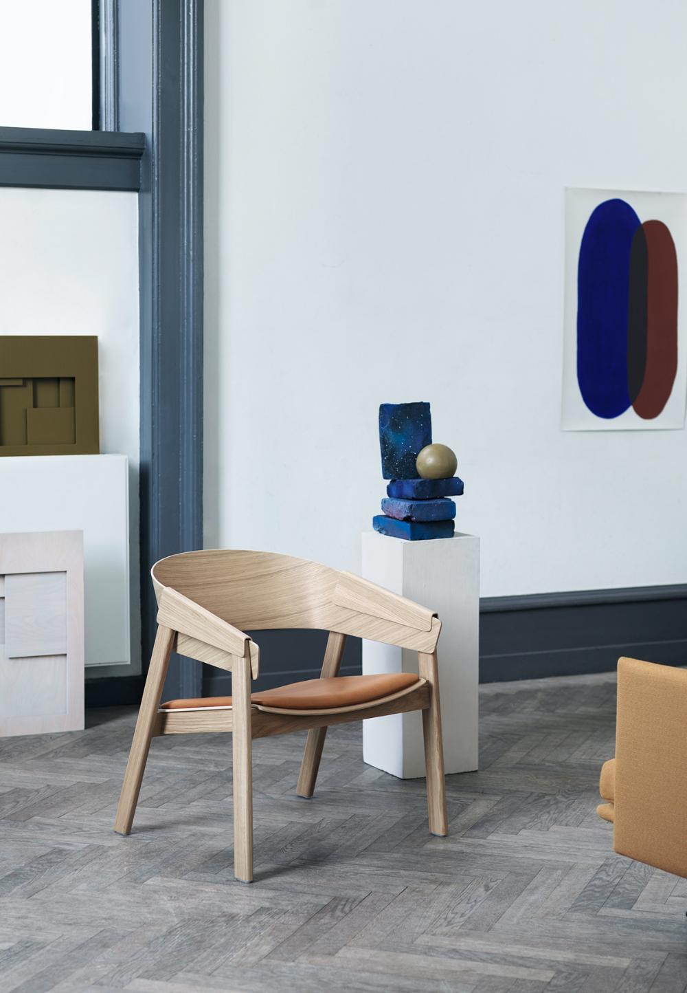 Photo of Un posto invitante: Cover Lounge Chair