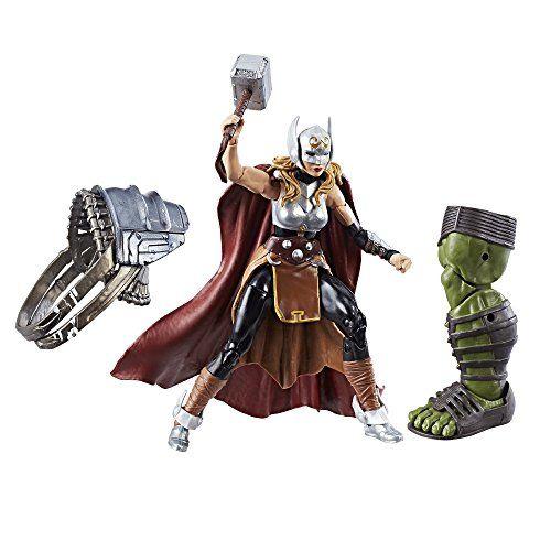 Marvel Legends Thor Ragnarok Movie Hela 6 Inch Action Figure BAF Hulk for sale online