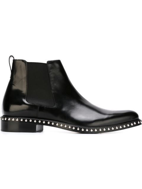 Explore Men's Leather Boots, Men Boots, and more! Shop Givenchy studded  chelsea ...