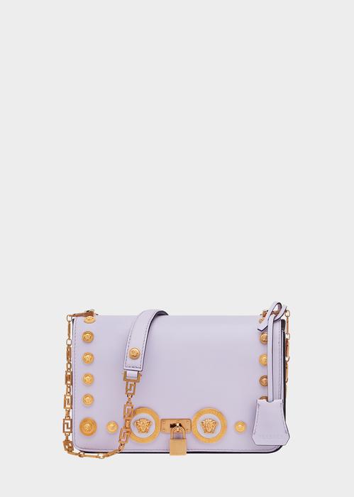 Versace Medusa Stud Icon Bag. The iconic Versace bag fe54da4bcd6a3