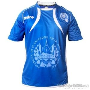 El Salvador La Selecta jersey  fútbol... Even though they re not exactly  the best soccer team (  1acd21d3ea83d