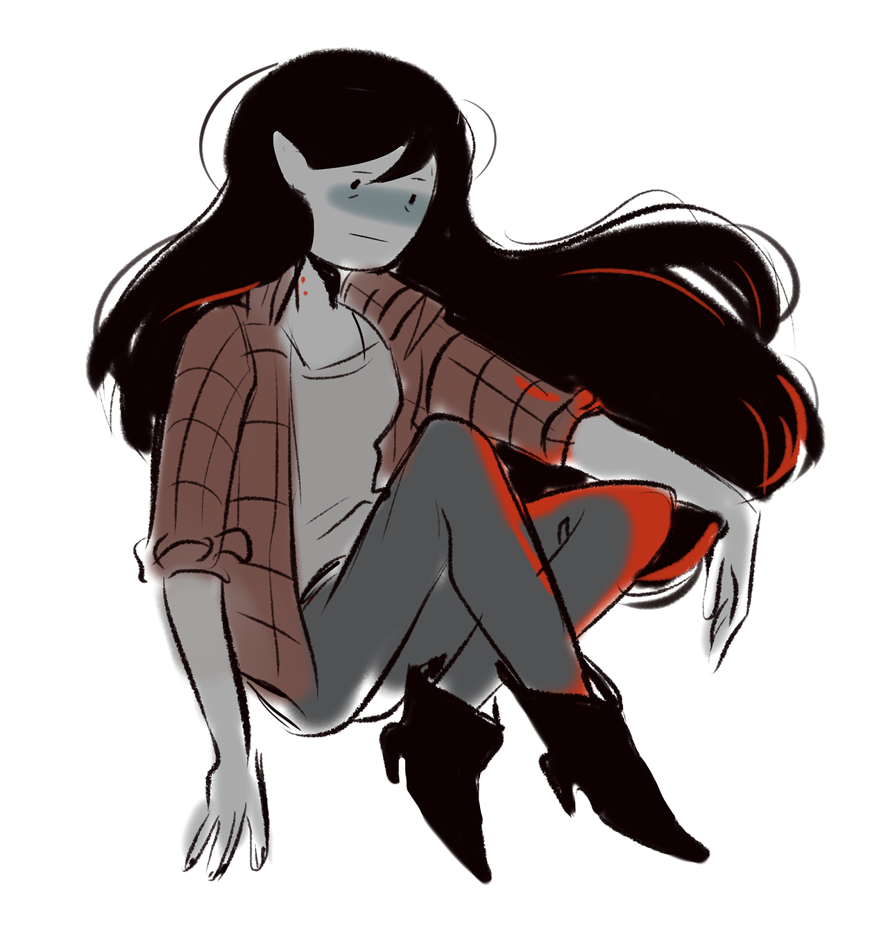 Bunnylungss Draw More Marcy Please And Thanks Adventure Time