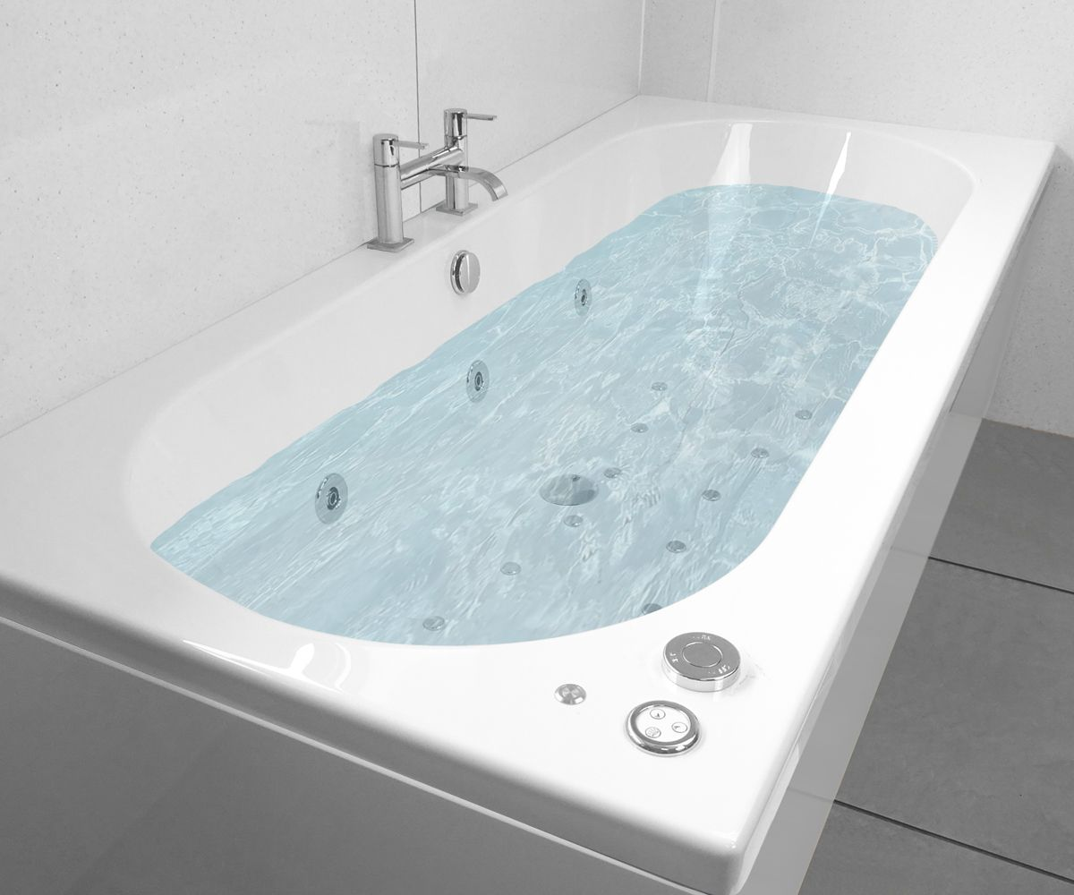 Trojan Cascade Whirlpool Bath | Double End Baths | Pinterest | Bath