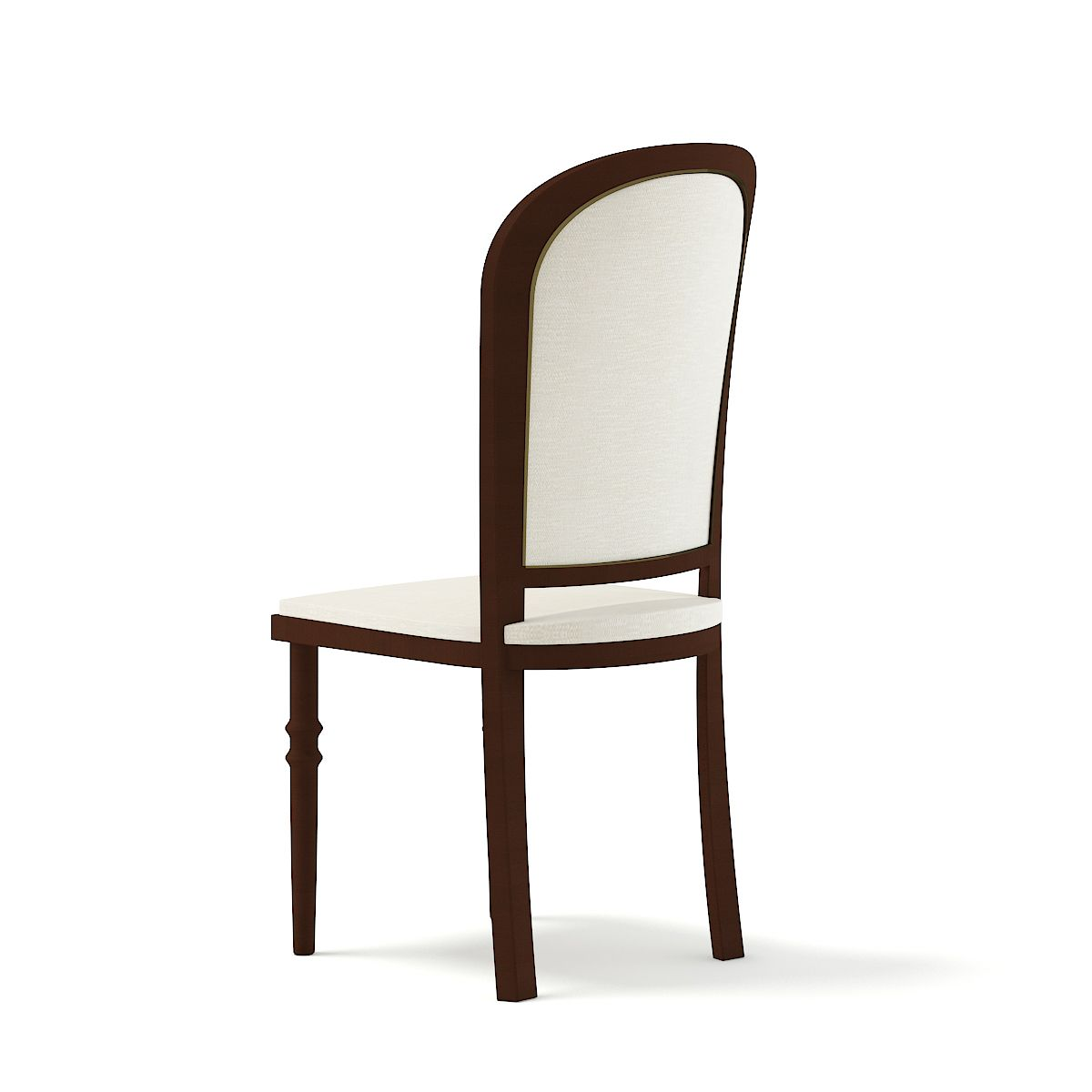 Classic Wooden Chair 9D Model #Wooden, #Classic, #Model, #Chair