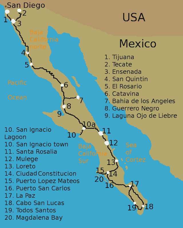 Loreto Map Google Search Vacation Loreto Mexico Pinterest