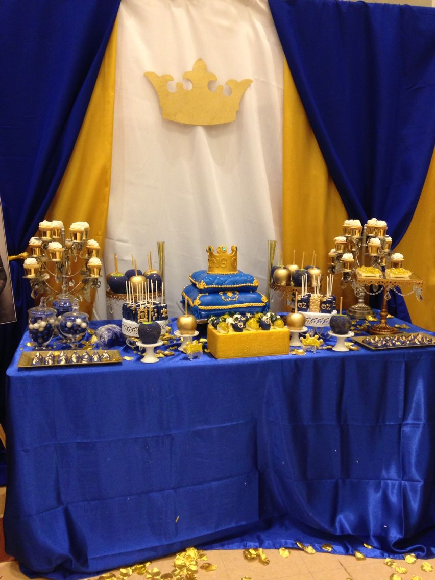 King Baby Shower Theme : shower, theme, Royal, Babyshower, Prince, Shower,, Showers,, Shower, Decorations