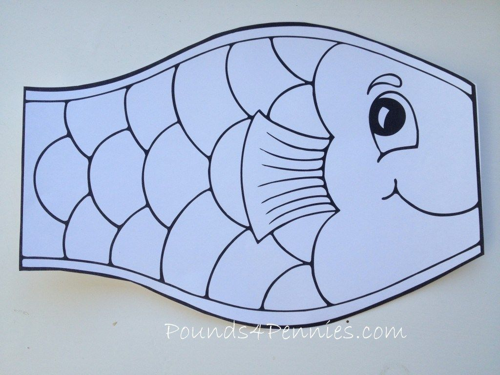 Fish Kite Template Kites  Kites    Kites Kite