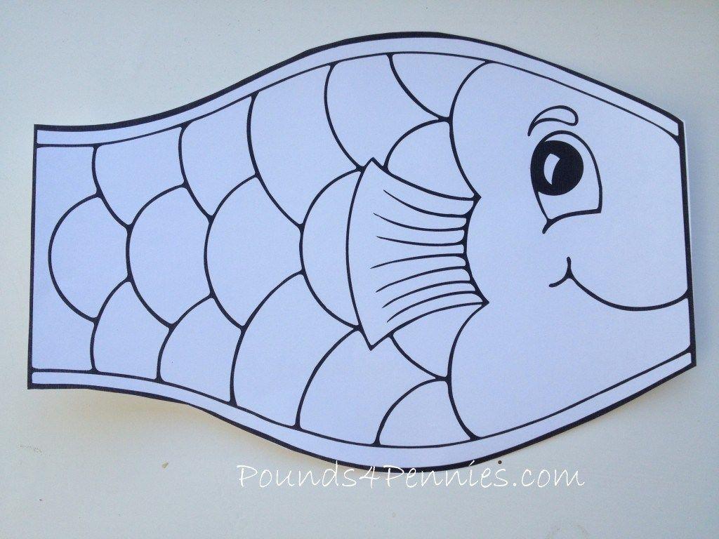 Fish Kite Template Kites  Kites    Kites Kite