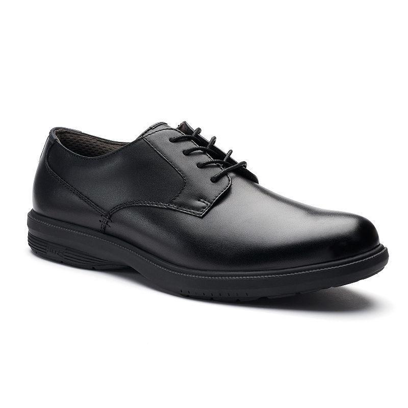 09e42d07e Nunn Bush Marvin Street Men's Plain Toe Oxford Dress Shoes, Size: 14 Med,  Black