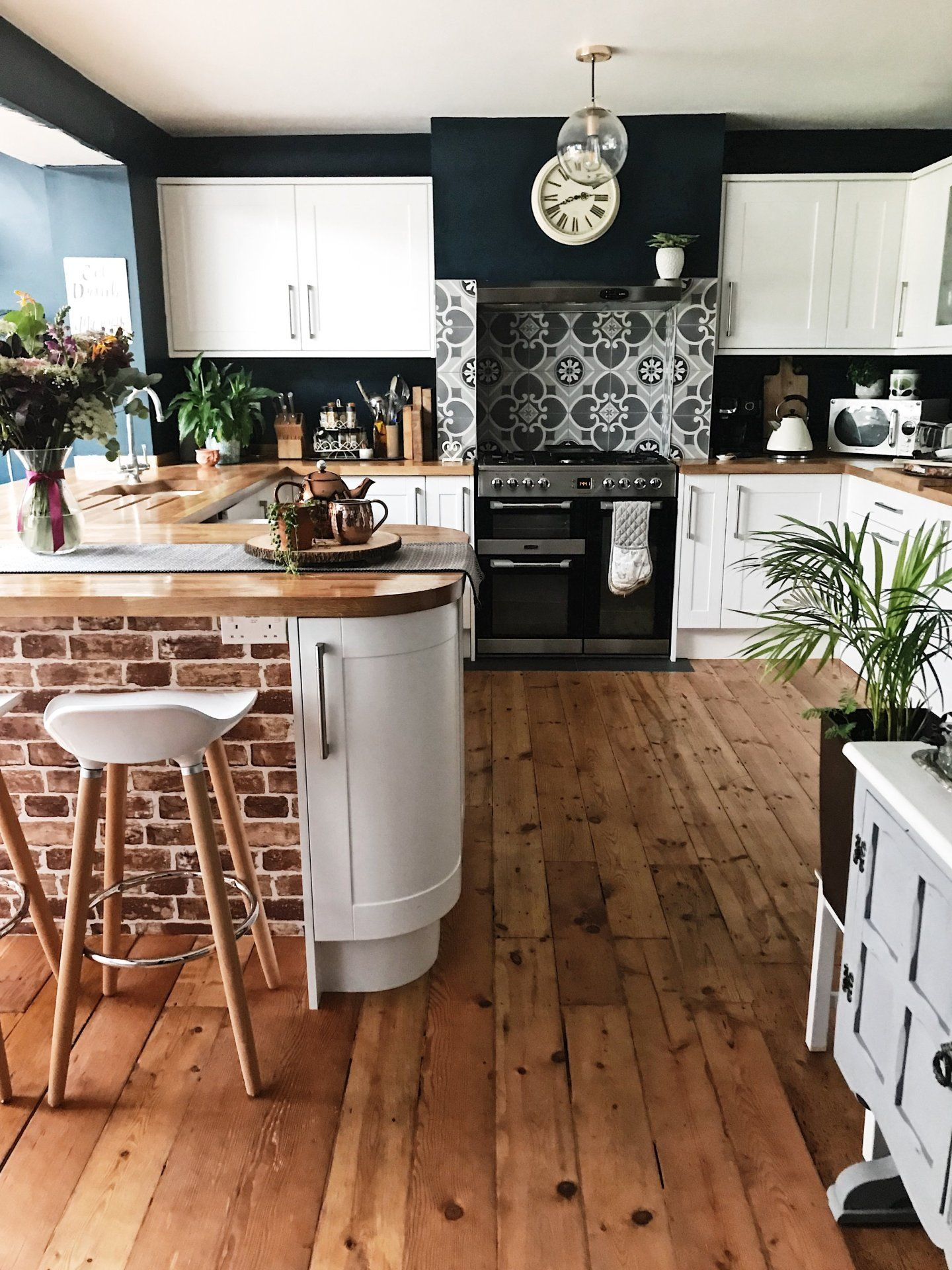 A Quick(ish) Kitchen Update - an Improved Look