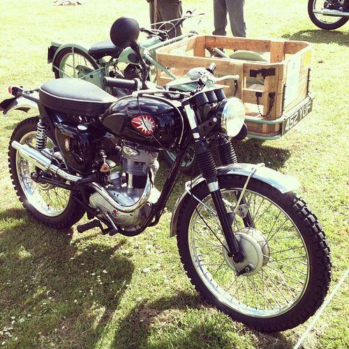 Bsa C15 Scrambler Scrambler Vintage Bikes Bsa Motorcycle