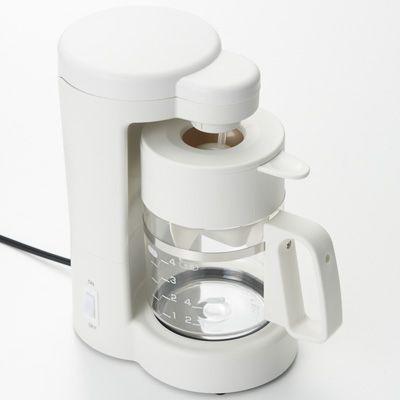 コンパクトコーヒーメーカー 型番:M‐C40B | 無印良品ネットストア