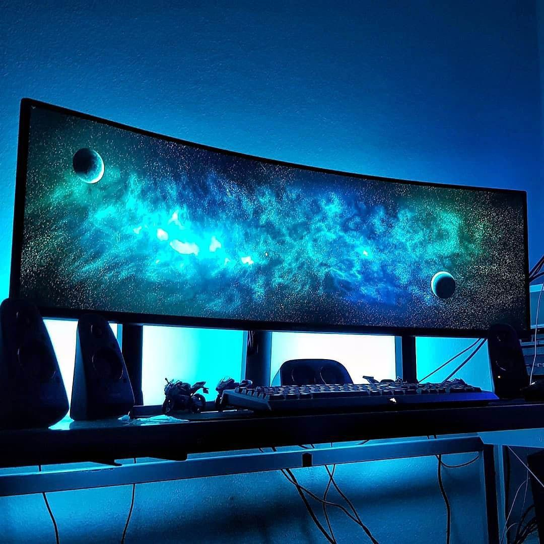 Surprising Gaming Desk Lamp You Ll Love With Images Gaming