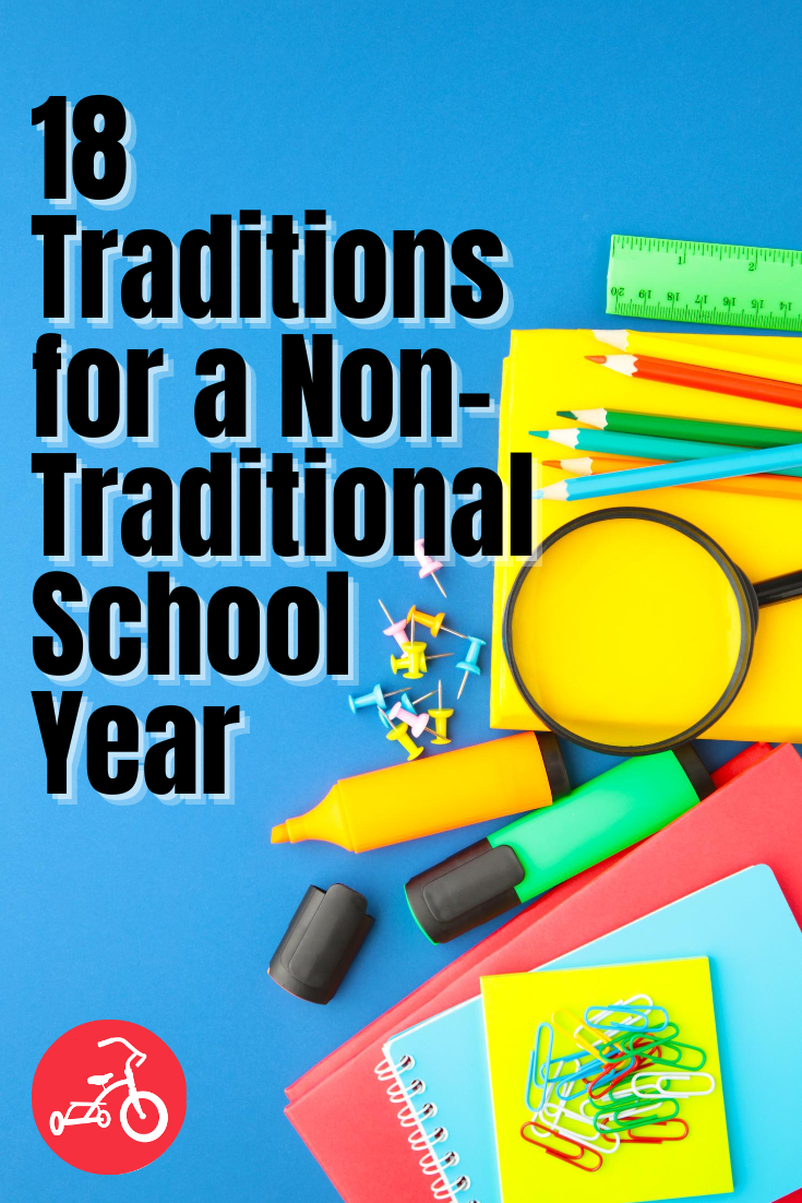 Photo of 18 Traditions for a Non-Traditional School Year