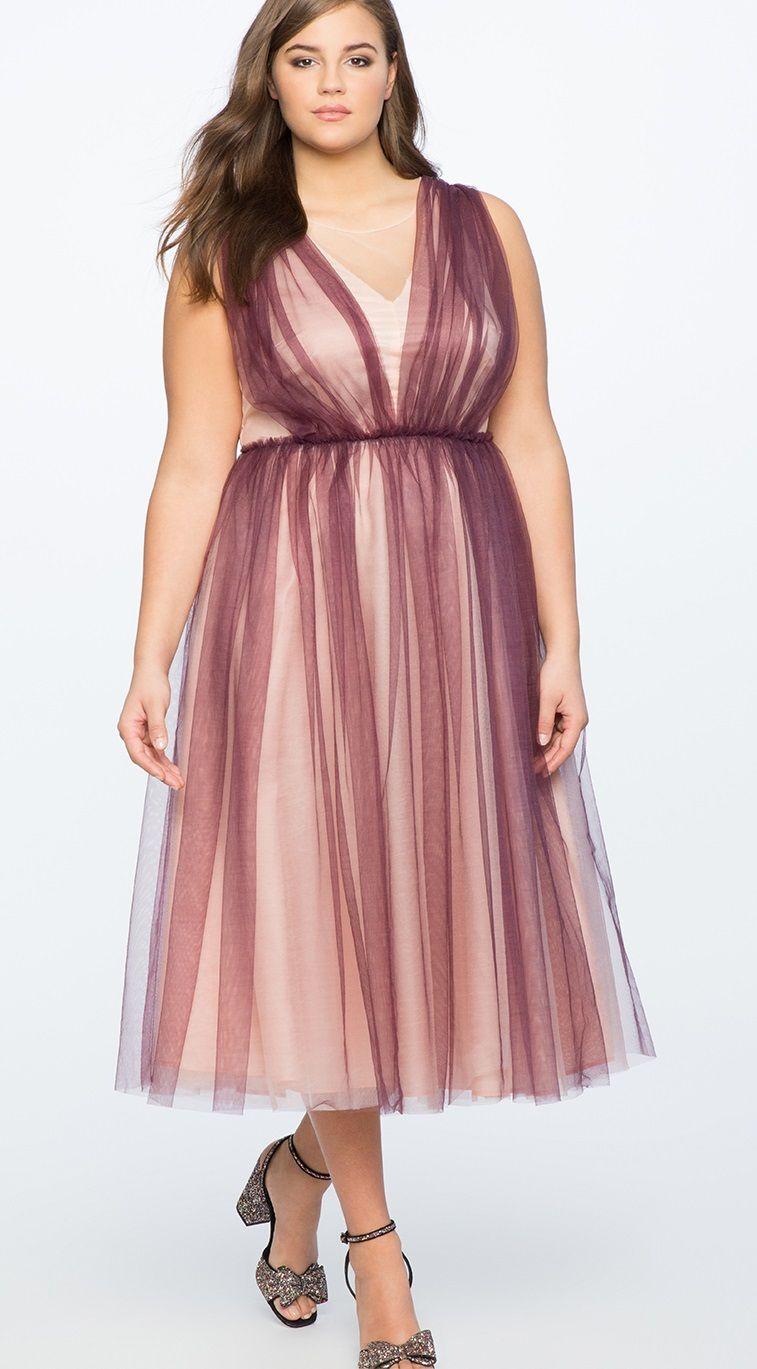 Plus Size Cocktail Dress - Plus Size Party Dress #plussize #party ...