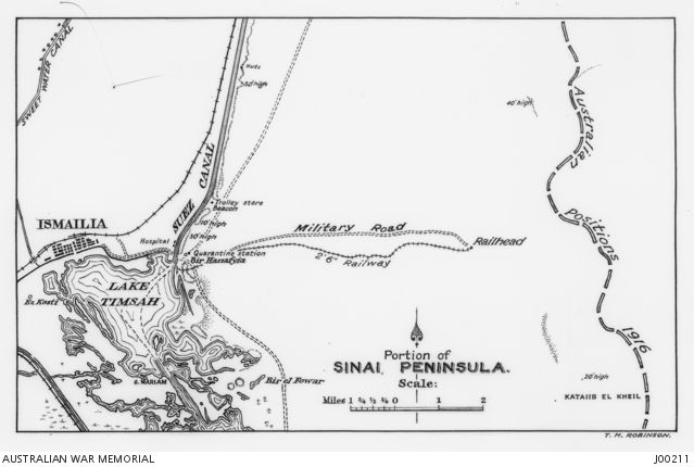 Sketch map of position occupied by 2nd Australian Division ... on naqada map, beirut map, library of alexandria map, tokyo map, djibouti map, strait of hormuz map, pithom map, red sea map, ras gharib map, sinai map, jerusalem map, bombay map, assiut map, khartoum map, aden map, giza egypt map, middle east map, mogadishu map, elburz mountains map, bay of bengal map,