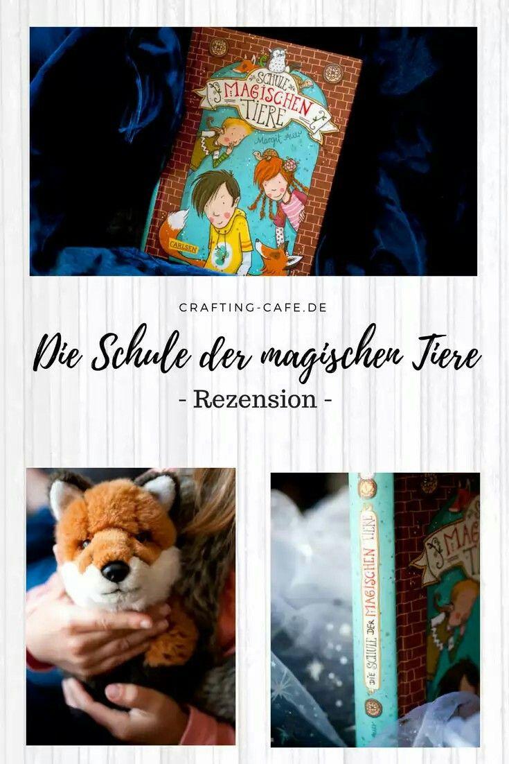 Die Schule der magischen Tiere - zauberhafte Lektüre für Kinder ab 5Jahren