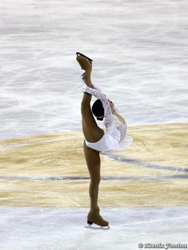 Julia Lipnitskaia(Russia) : Cup of China 2012