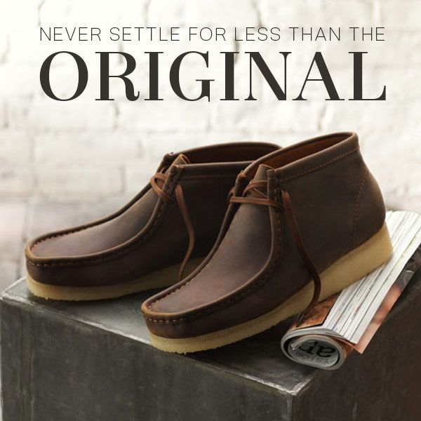 Mens Wallabees | Clarks Wallabees | Clarks Originals on my