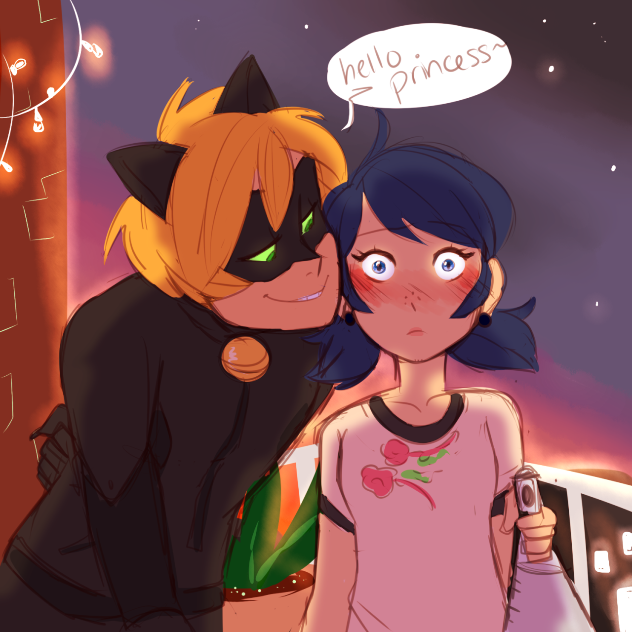 Suficiente My Kitty Chat Noir | Miraculous, Ladybug and Miraculous ladybug EZ62