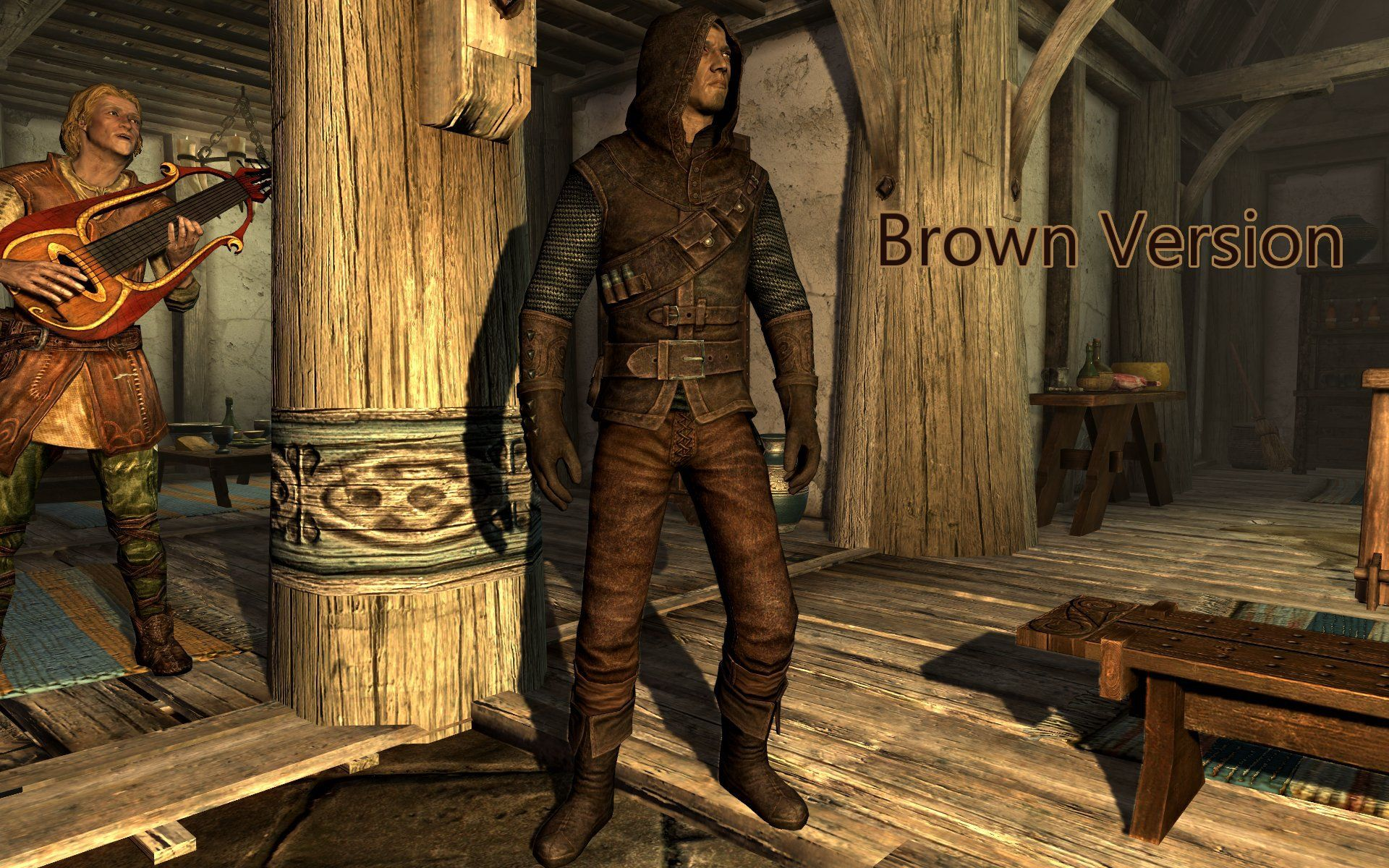 Black gloves skyrim - Rough Leather Armor At Skyrim Nexus Mods And Community