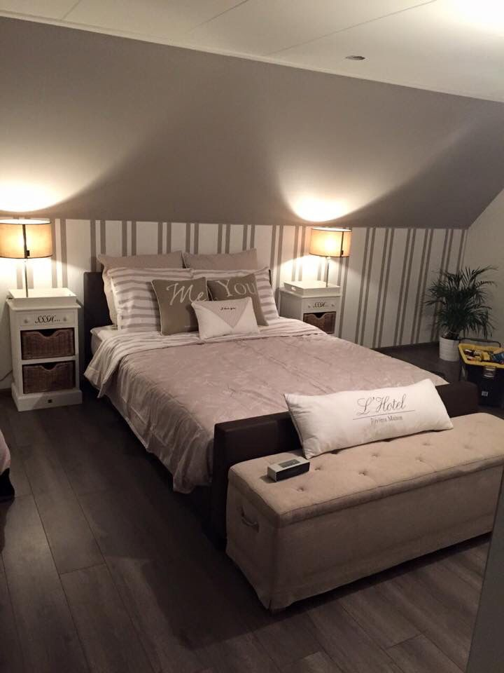 Slaapkamer.   Riviera Maison ♡   Pinterest   Bedrooms, House goals ...
