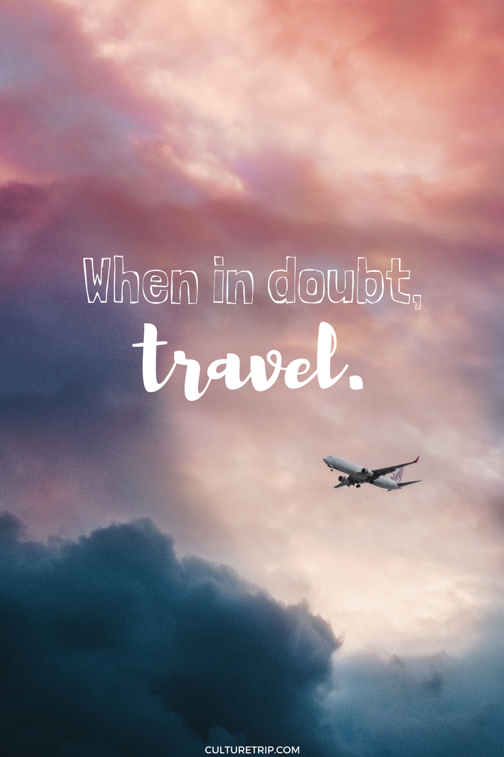 17 Best Images About Travel Inspiration On Pinterest: Inspiring Travel Quotes You Need In Your Life