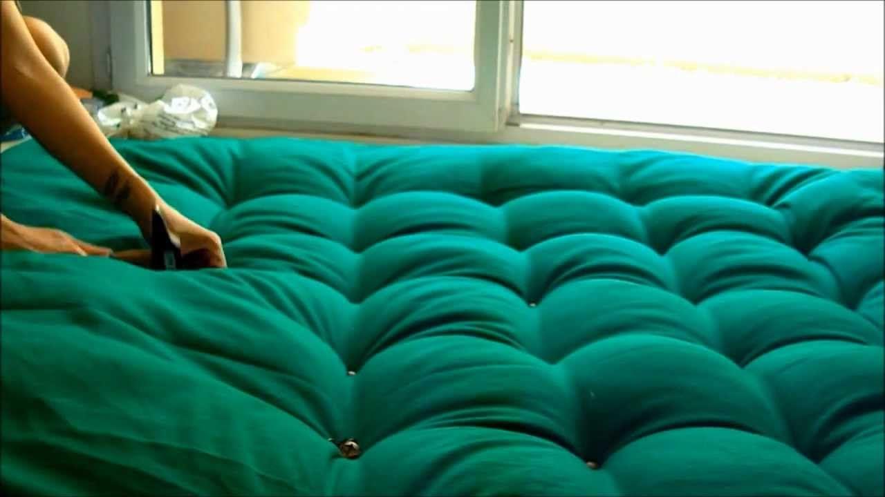DIY : Hacer una cabecera de cama acolchonada Ü | cabeceras ...