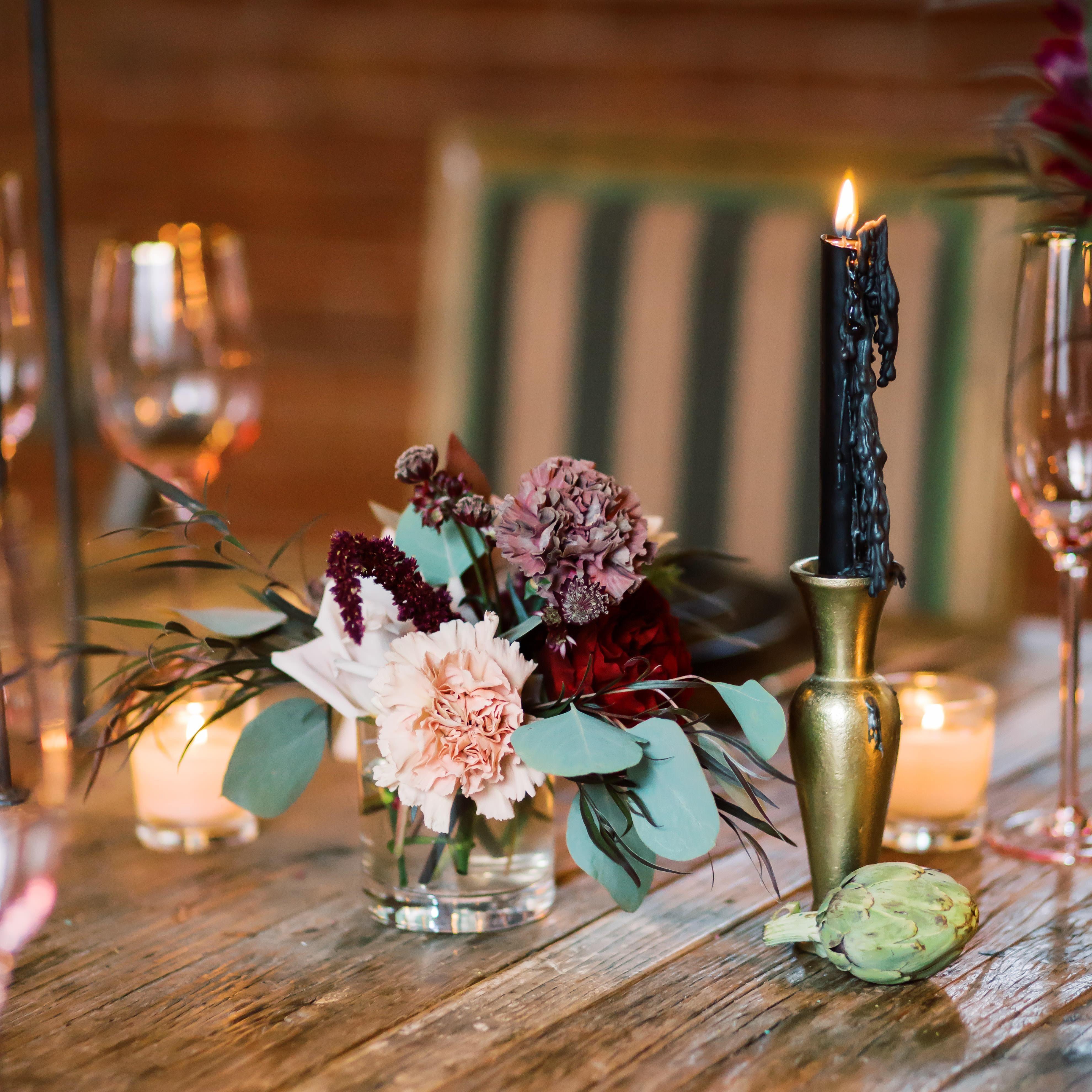 Harlowe - Bloominous-Inc | Small bridesmaid bouquets, Rose