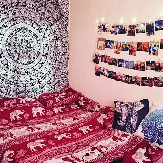 Mandala Tapestry wall Hangings is perfect for bohemian bedroom ...