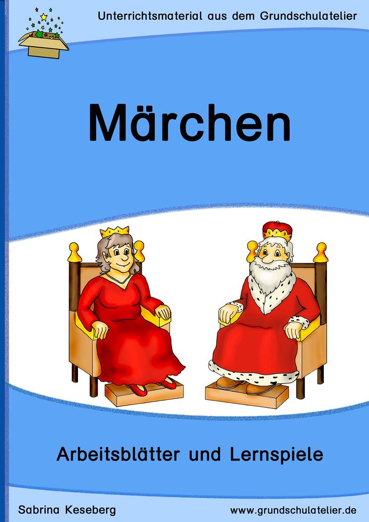unterrichtsmaterial f r den deutschunterricht zum thema m rchen arbeitsbl tter m rchentexte. Black Bedroom Furniture Sets. Home Design Ideas