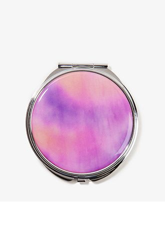Ombré Mirror Compact   FOREVER21