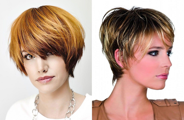 Brown Short Haircuts For Women 2017 2018g 1500984 Haircutd