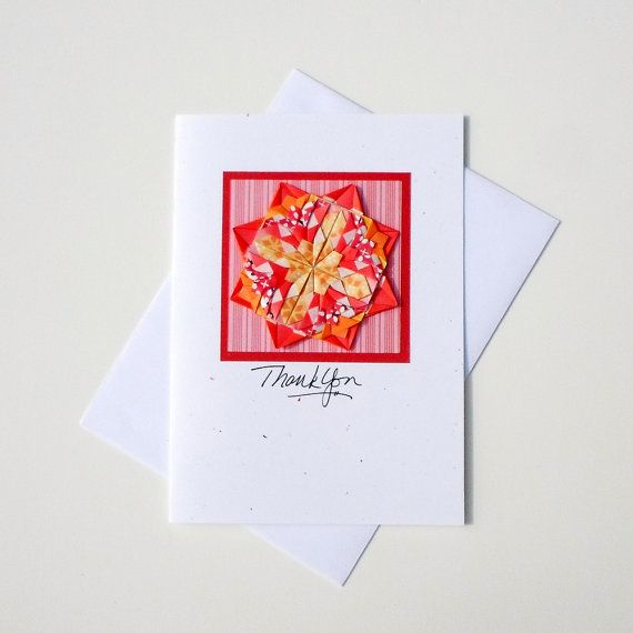 Thank you greetingsthank u greetingsgreeting cards for thank you thank you greetingsthank u greetingsgreeting cards for thank youthank you note for gift3d origamiorigami rosebeautiful handmade cards m4hsunfo Choice Image