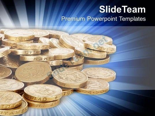 Golden coins financial development powerpoint templates ppt themes golden coins financial development powerpoint templates ppt themes and graphics 0313 toneelgroepblik Images