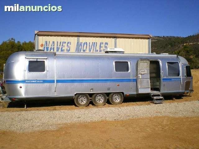 Mil Anuncios Com Airstream Venta De Caravanas De